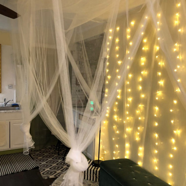 LED Christmas Fairy Light Garland